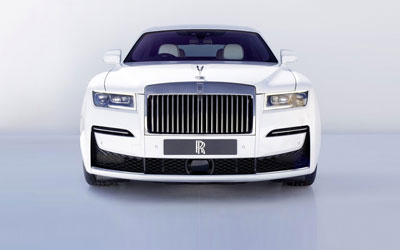 Rolls-Royce Car Finance at Grange