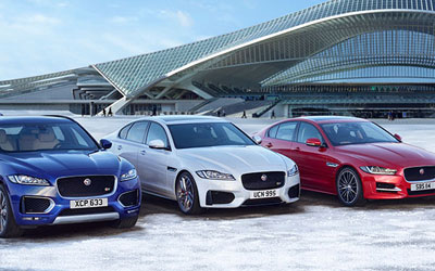 Approved Used Jaguar Cars at Grange
