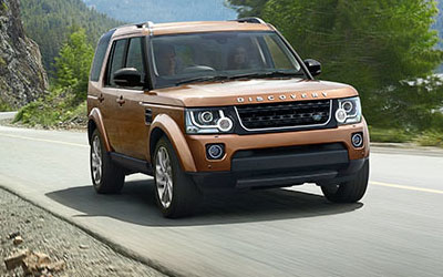 Approved Used Land Rover Cars at Grange