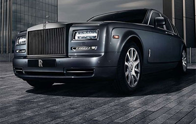 Pre-Owned Used Rolls-Royce Cars at Grange