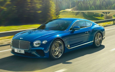 Bentley Car Finance at Grange