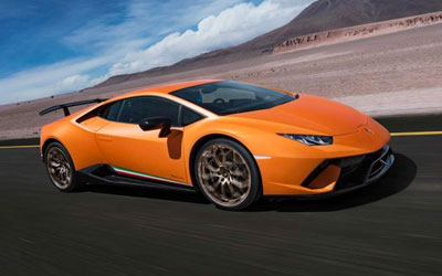 Lamborghini Car Finance at Grange