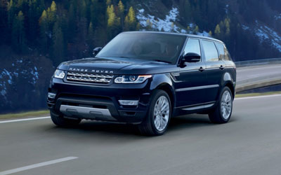 Land Rover Car Finance at Grange