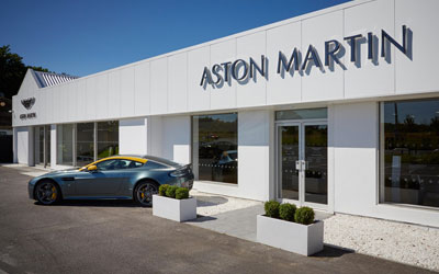 Aston Martin Grange Dealership Reviews