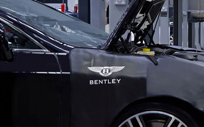 Bentley Servicing at Grange