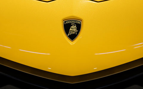 Current Lamborghini Model Servicing at Grange