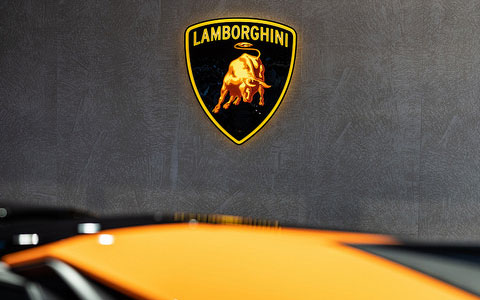 Lamborghini Dealerships at Grange