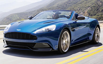 We Will Buy Your Aston Martin at Grange