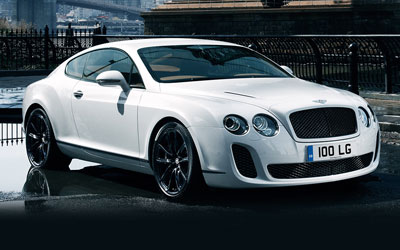 Pre-Owned Bentley Cars at Grange