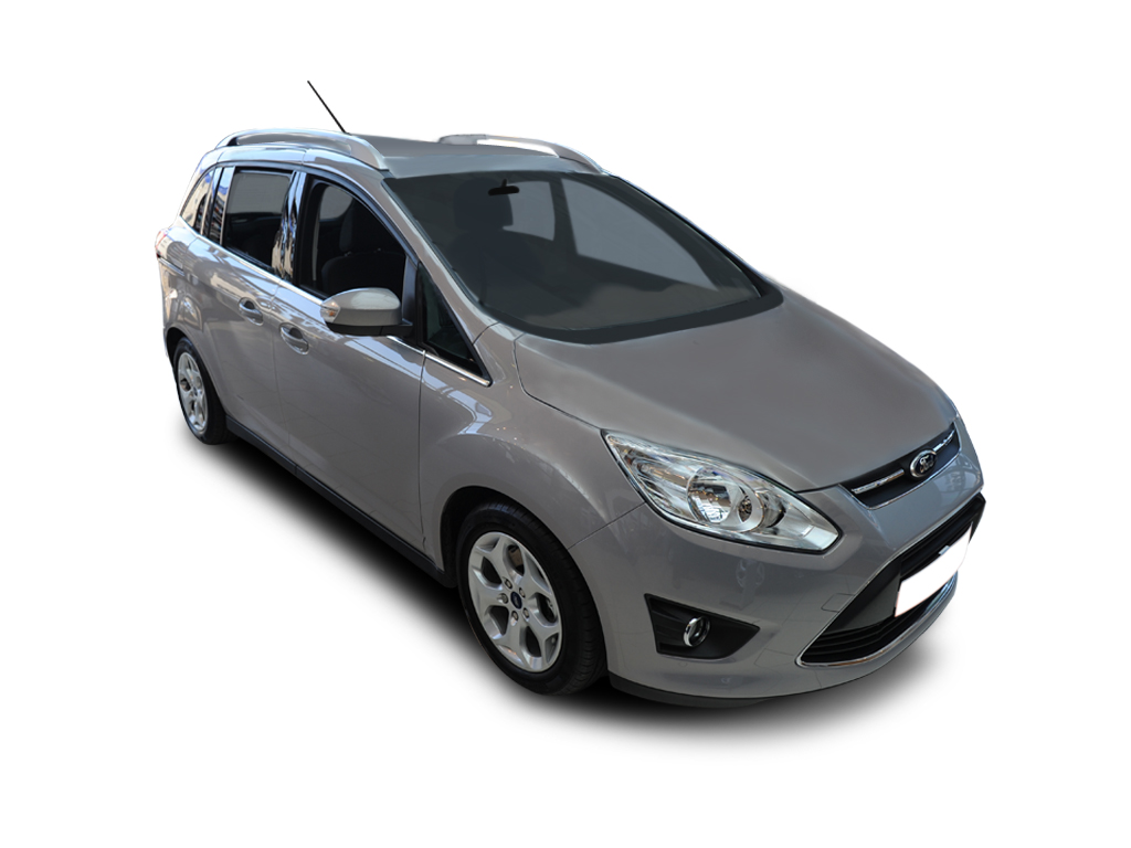 ford grand c max 2 0 tdci titanium x 5dr estate. Black Bedroom Furniture Sets. Home Design Ideas