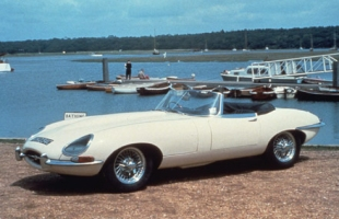 Jaguar E Type (1961 - 1975)