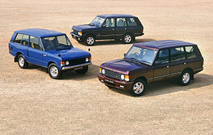 Range Rover Classic (1970 to 1996)