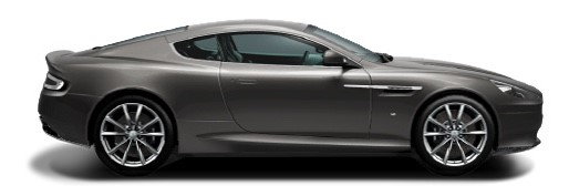 New Aston Martin DB9 GT