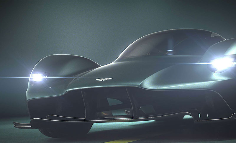 New Aston Martin Valkyrie