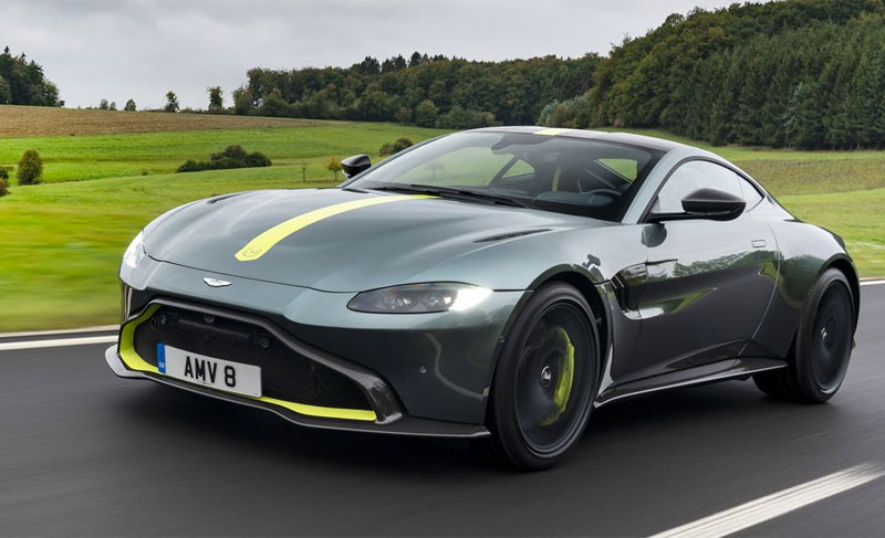 New Aston Martin Vantage AMR Offers