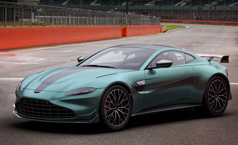 New Aston Martin Vantage F1 Edition Offer