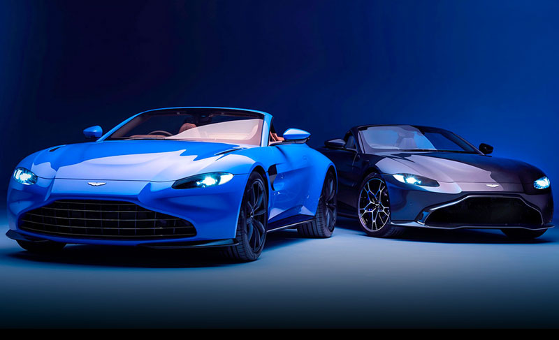 New Aston Martin Vantage Roadster Offers