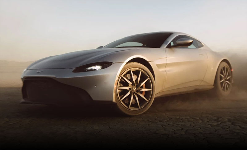 New Aston Martin Vantage Offers