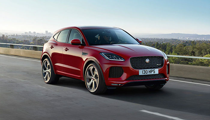 New Jaguar E-PACE Offers