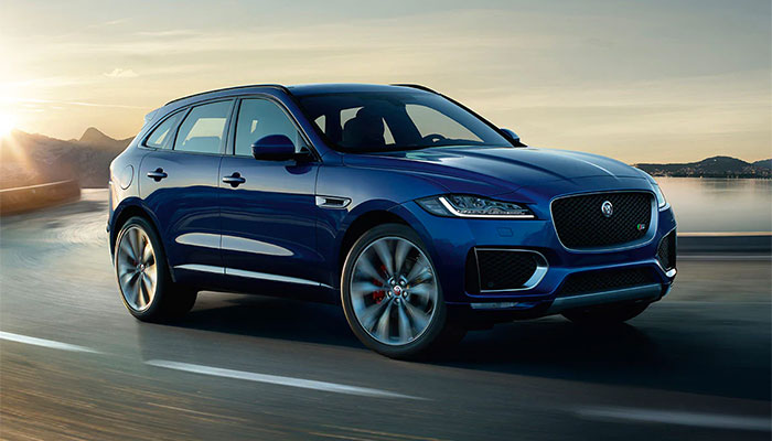 New Jaguar F-PACE Offers