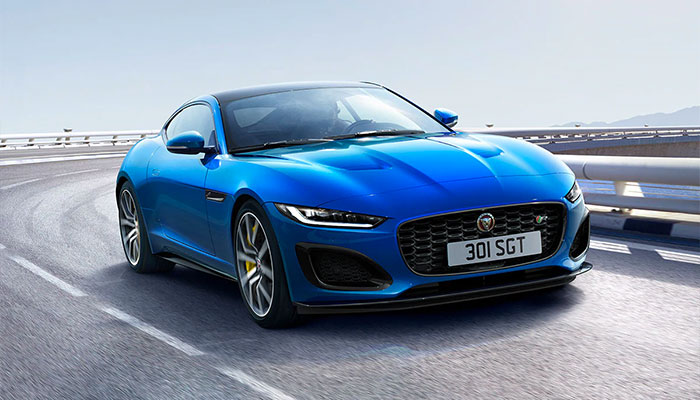 New New Jaguar F-TYPE Offers