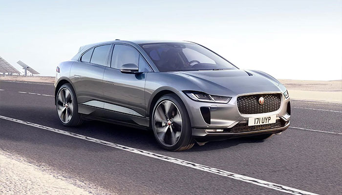 New Jaguar I-PACE Offers