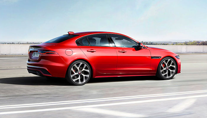 New Jaguar XE Offers