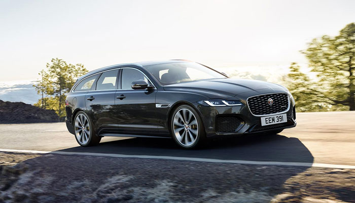 New Jaguar XF Sportbrake Offers