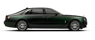 Rolls-Royce Ghost Extended Wheelbase at Grange