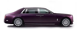 Rolls-Royce Phantom Extended Wheelbase at Grange
