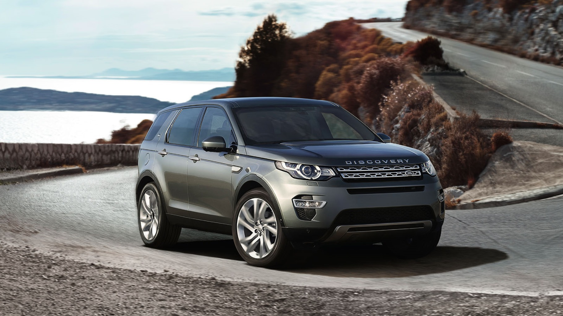 New Land Rover Discovery Sport Gallery Grange Land Rover Discovery Sport