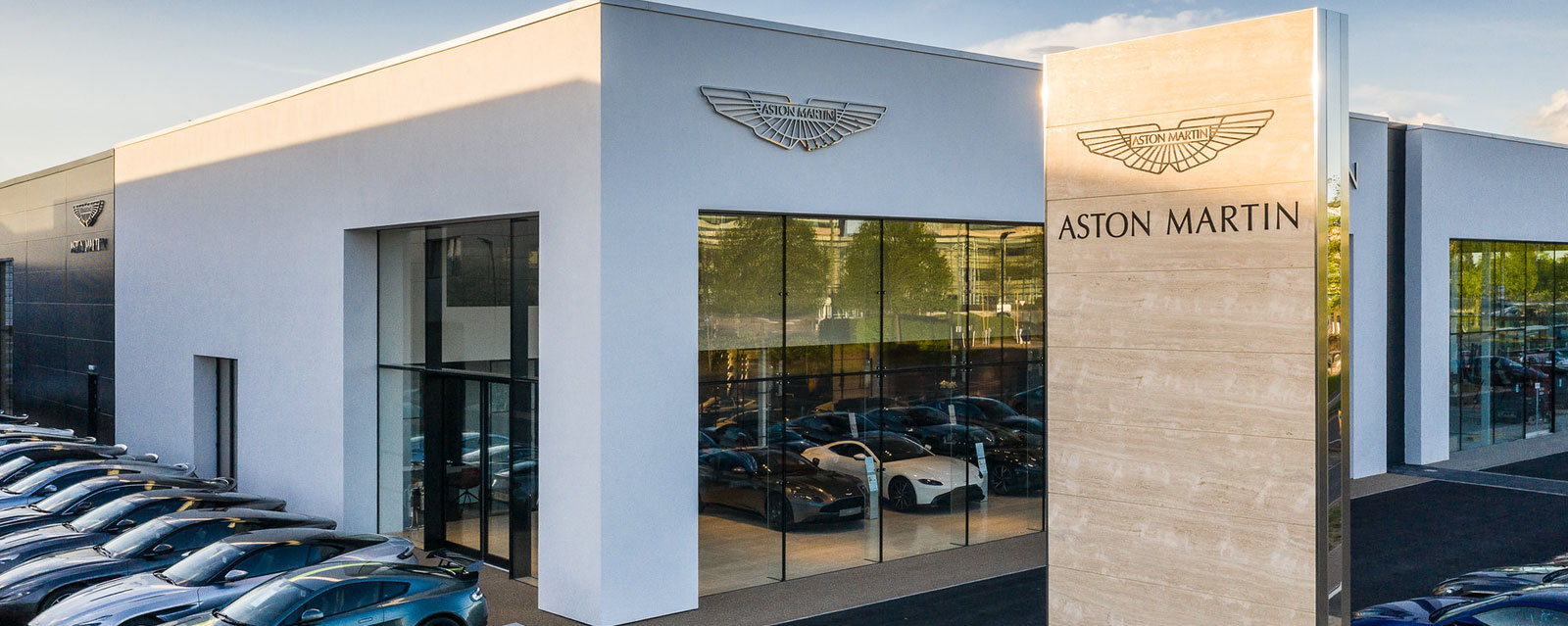 Introducing our new state-of-the-art Grange Aston Martin Hatfield dealership