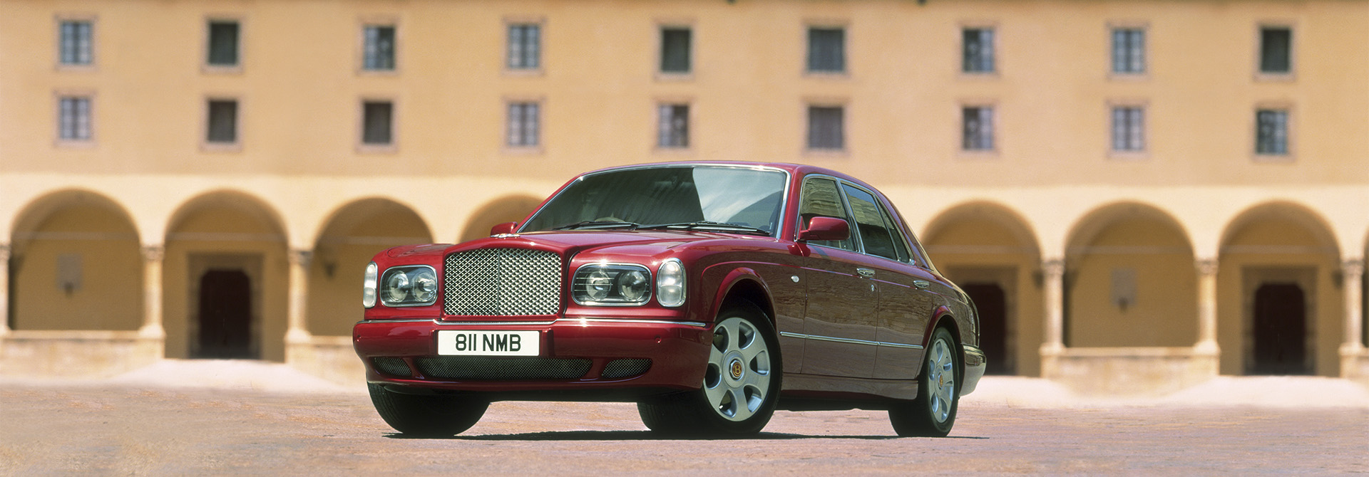 The Arnage Range - Bentley Past Models