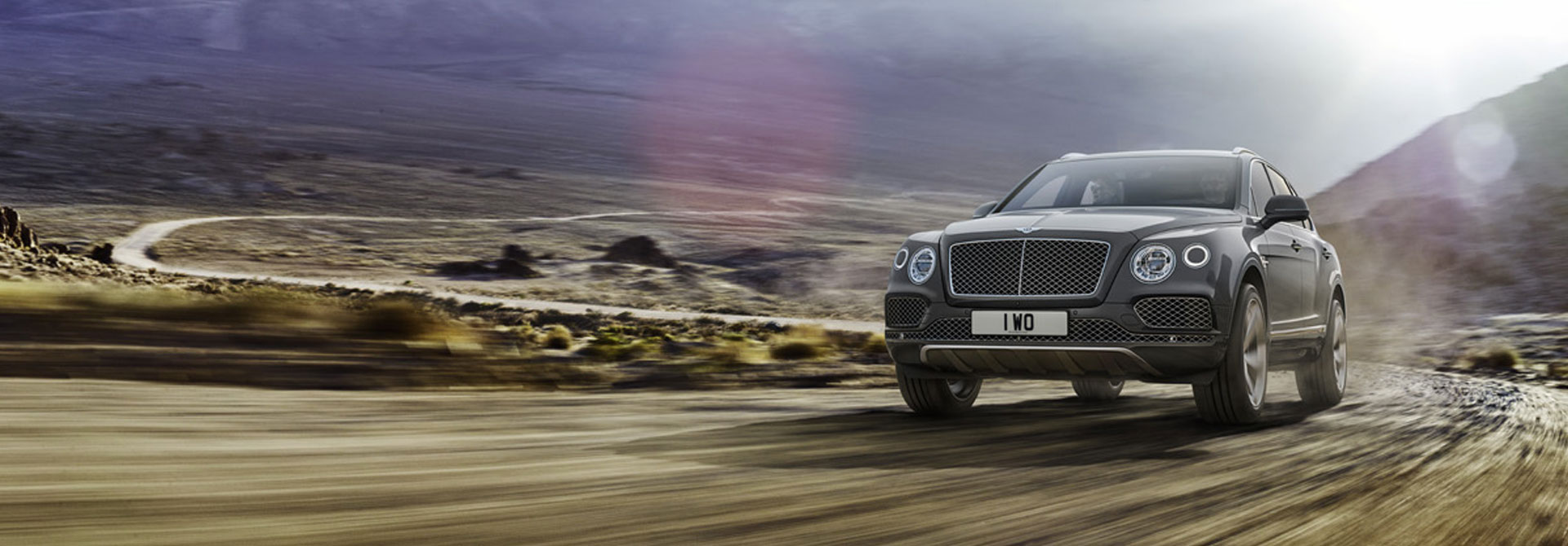 Bentley Bentayga Range at Grange