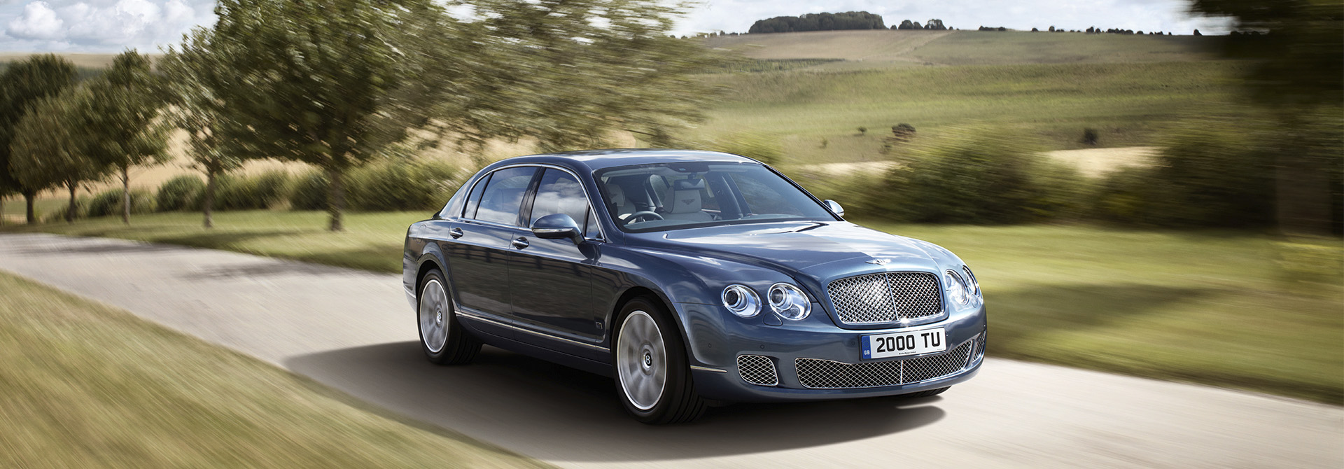 The Continental Flying Spur - Bentley Past Models