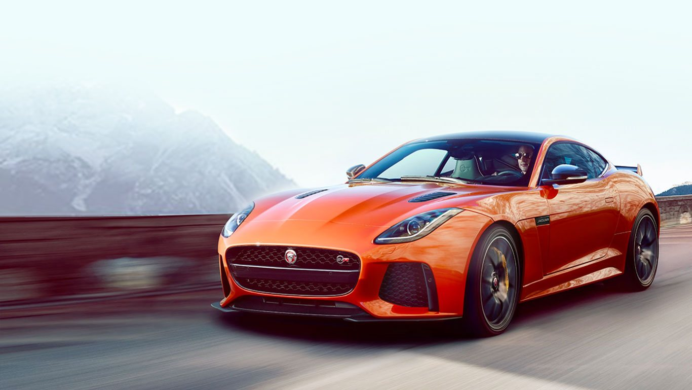 new jaguar f type svr cars grange jaguar f type svr. Black Bedroom Furniture Sets. Home Design Ideas