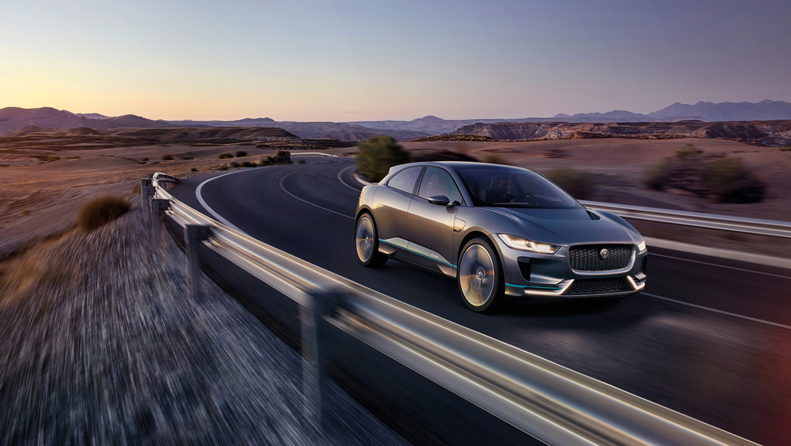 Jaguar I-PACE All Electric - See it at Grange Jaguar now