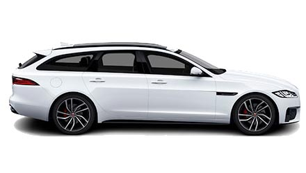 Jaguar XF SPORTBRAKE Offers
