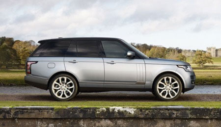 Grange Land Rover Freedom Personal Contract Purchase Finance