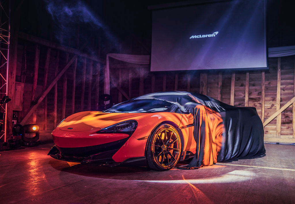 New McLaren 600LT Launch Event