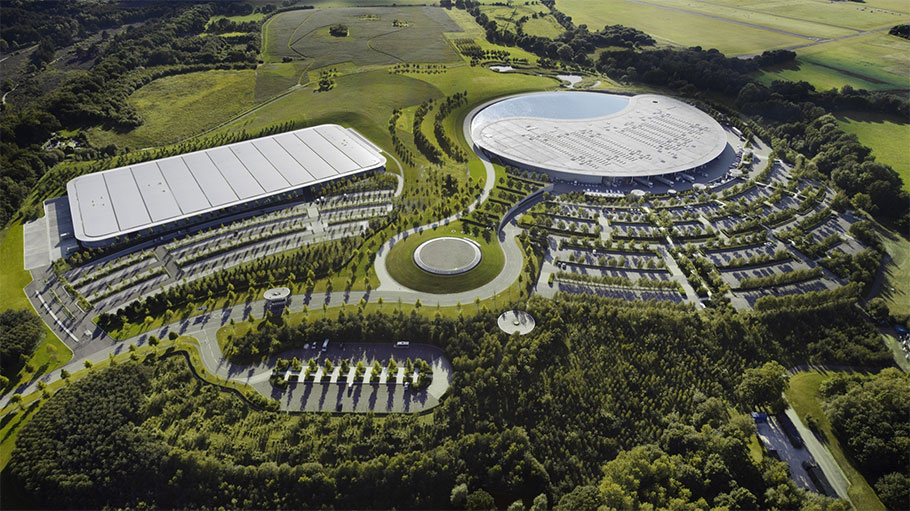 Everything For A Reason - McLaren's Technology and Production Centre
