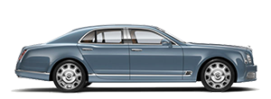 Visit the Bentley Mulsanne Range at Grange