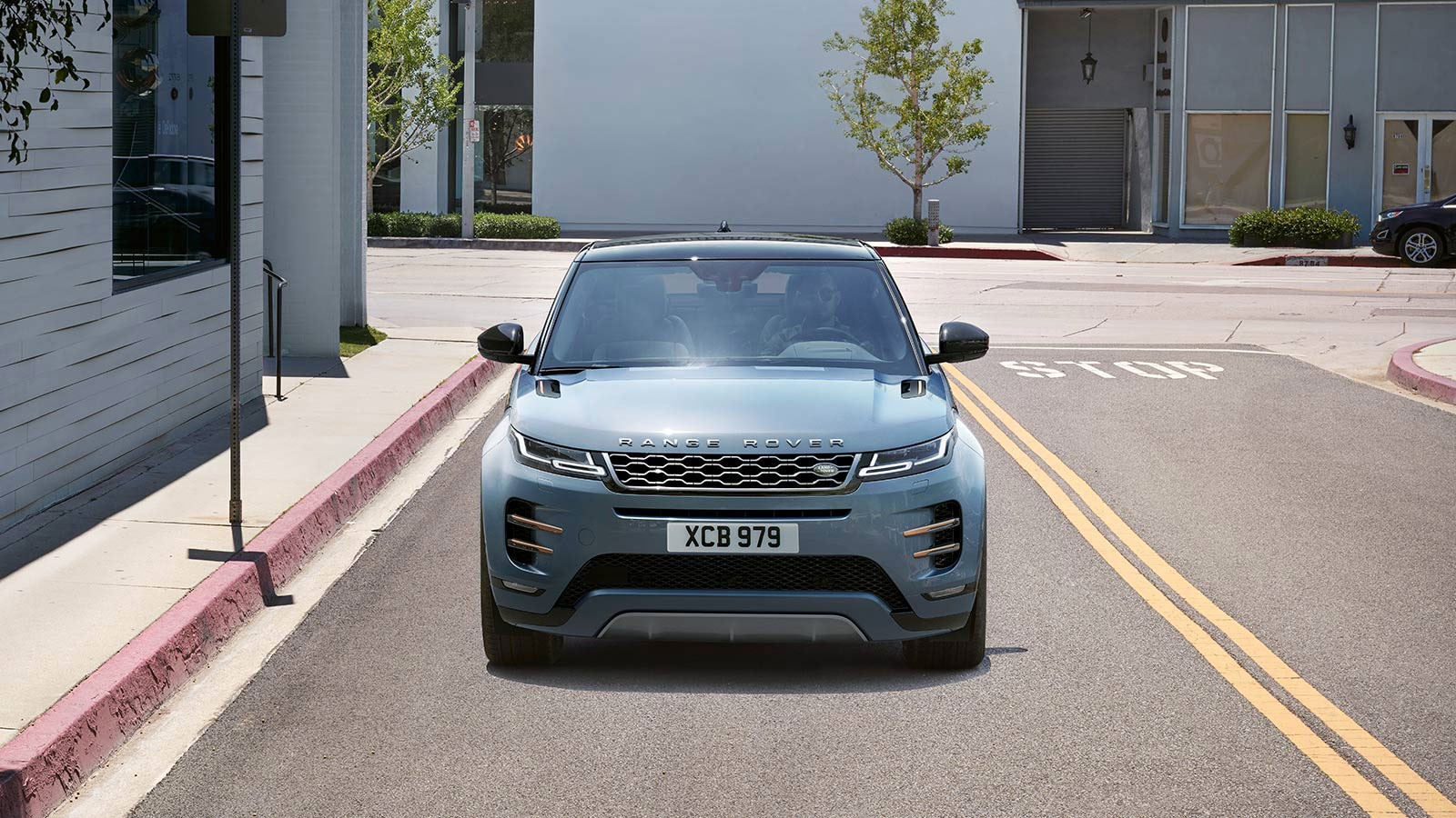 New Range Rover Evoque - Time to make a statement