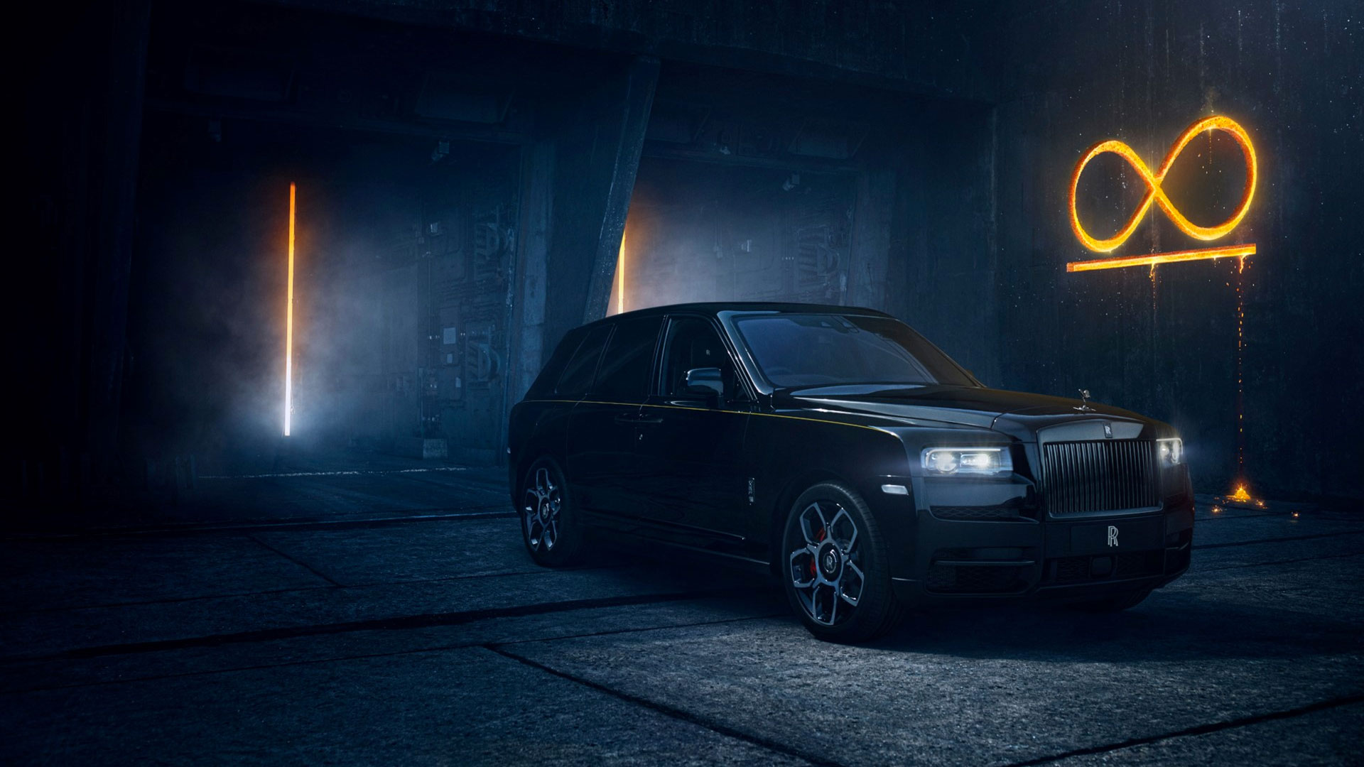 New Rolls-Royce Motor Cars at Grange