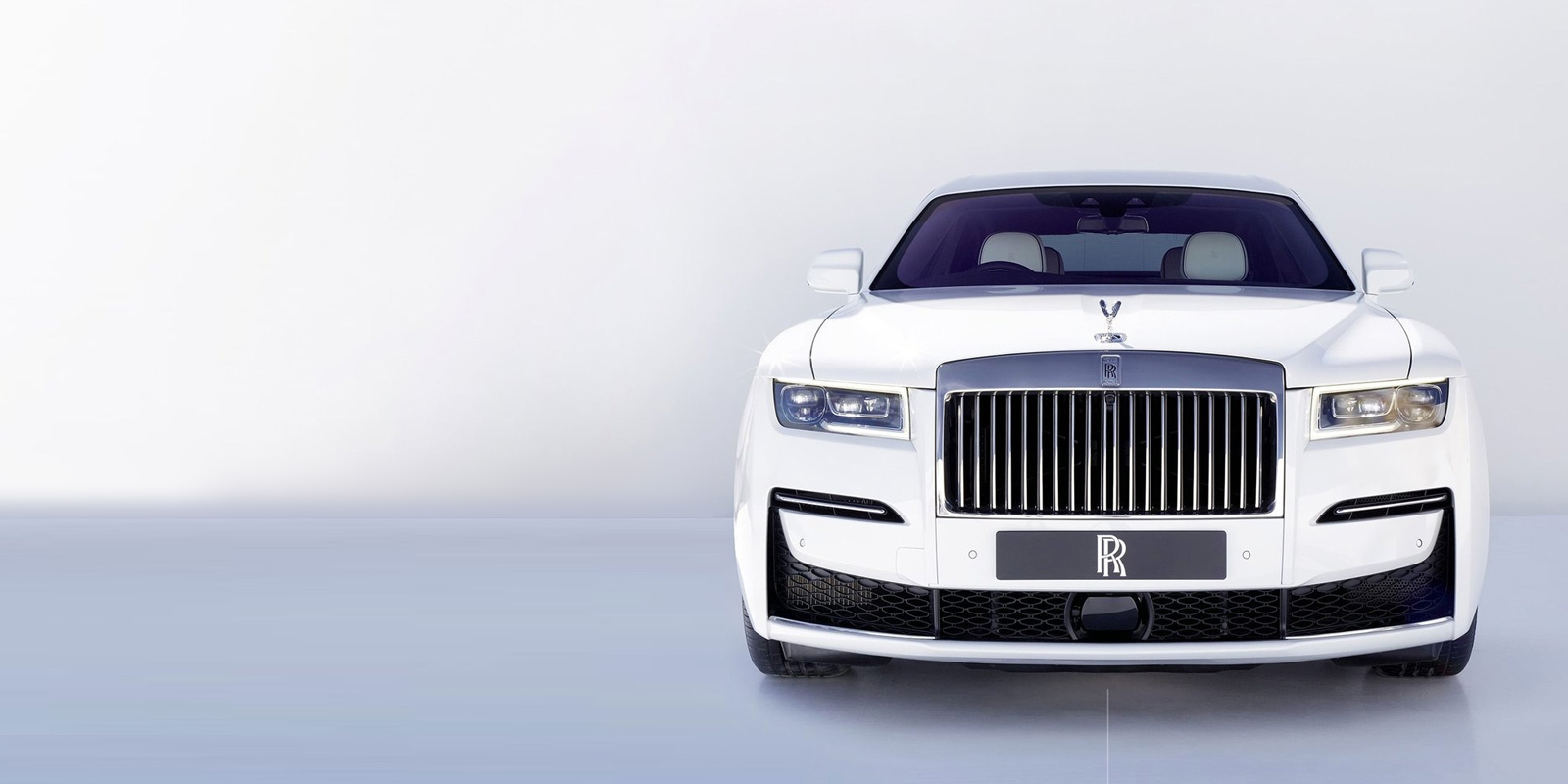 New Rolls-Royce Ghost Series Cars at Grange