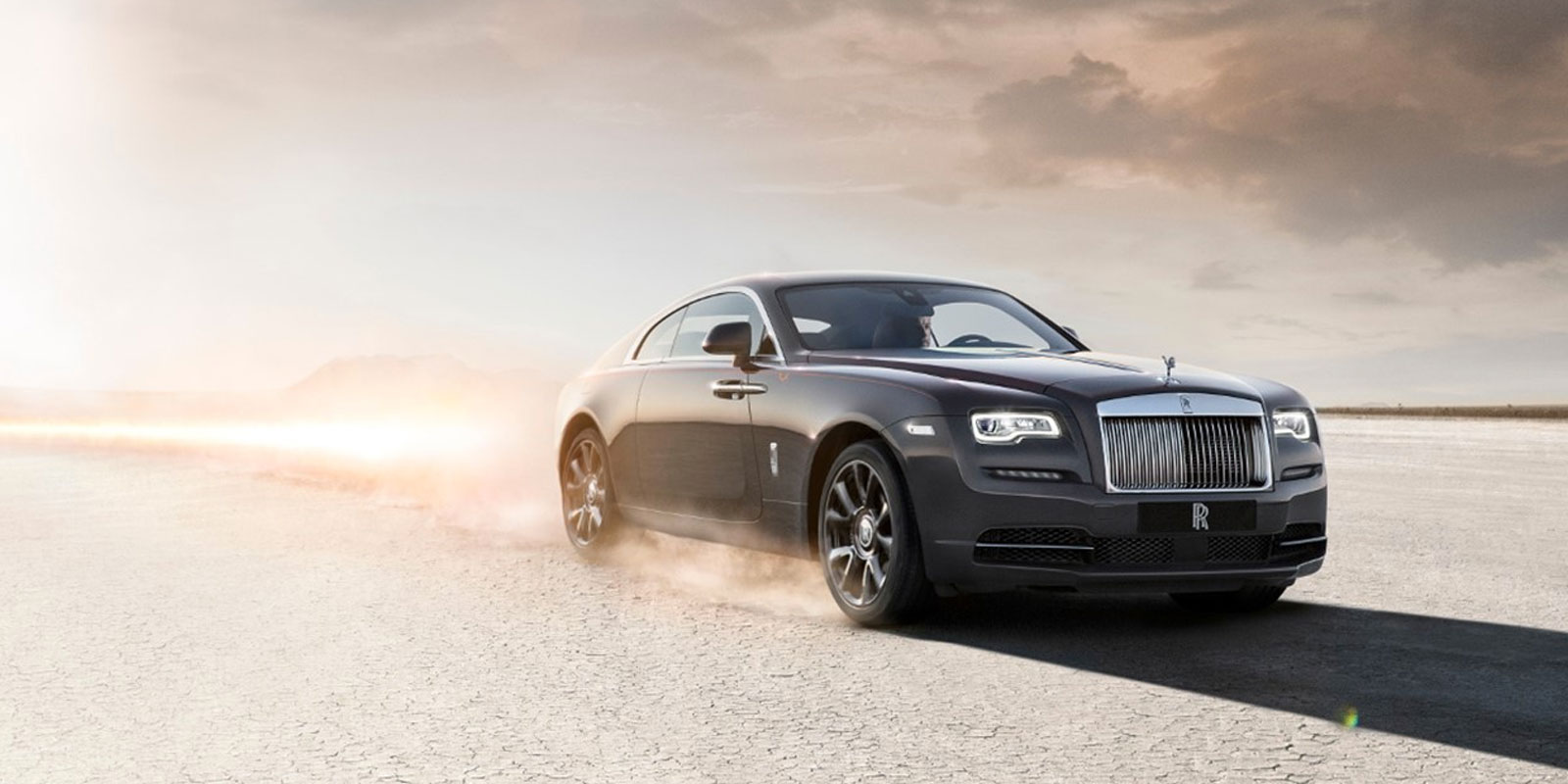 New Rolls-Royce Wraith Series Cars at Grange